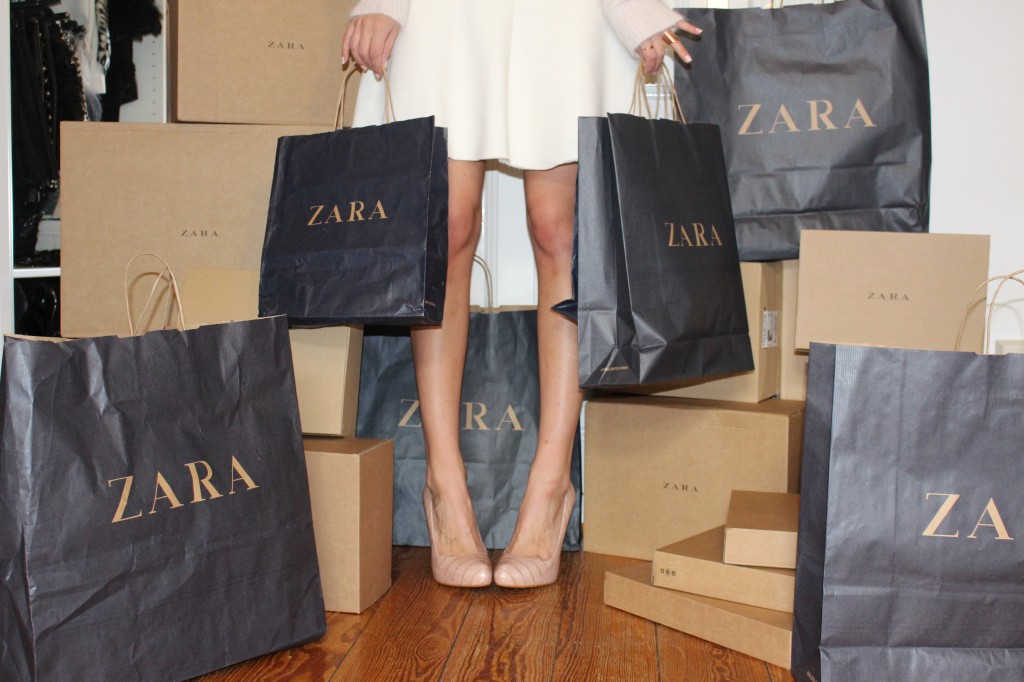 Ohh Zara Sale – Results of The Beginning (Volume I)