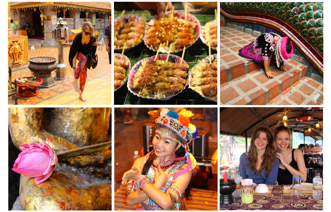 Ohh Chiang Mai – Picture Diary