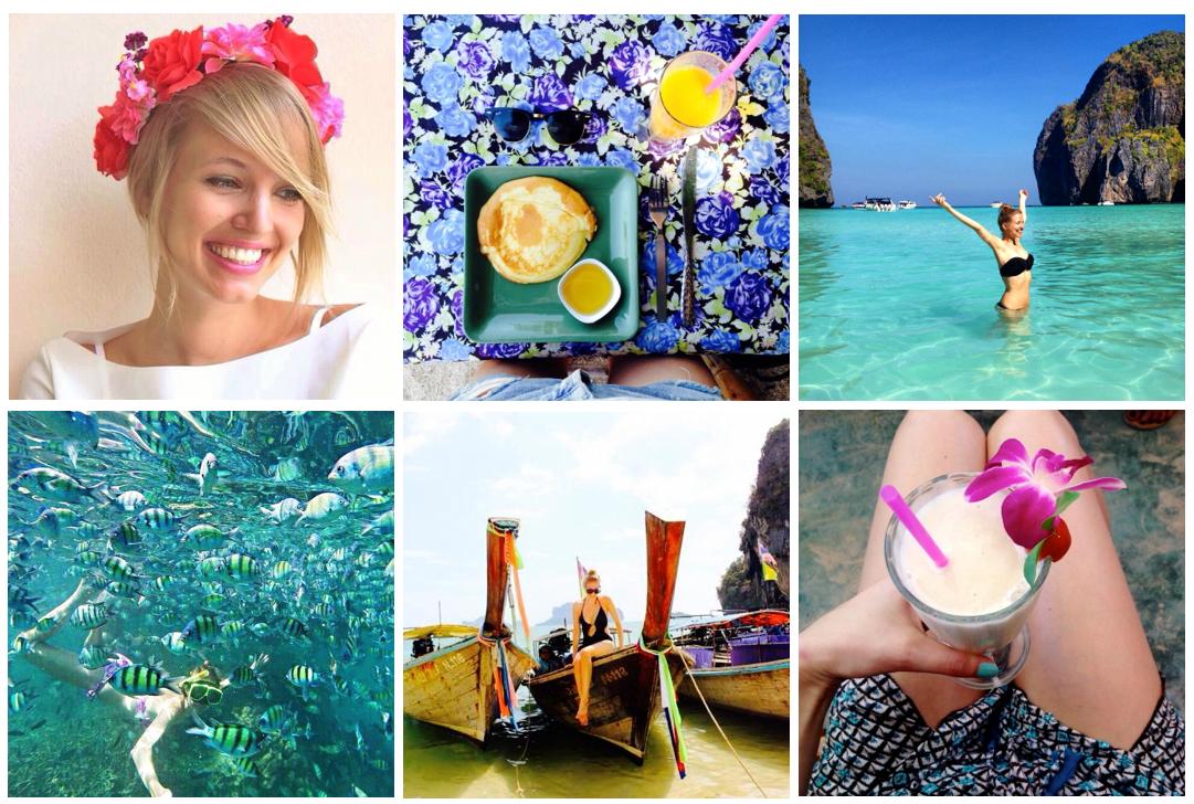 Ohh Thailand – Instagram Travel Diary