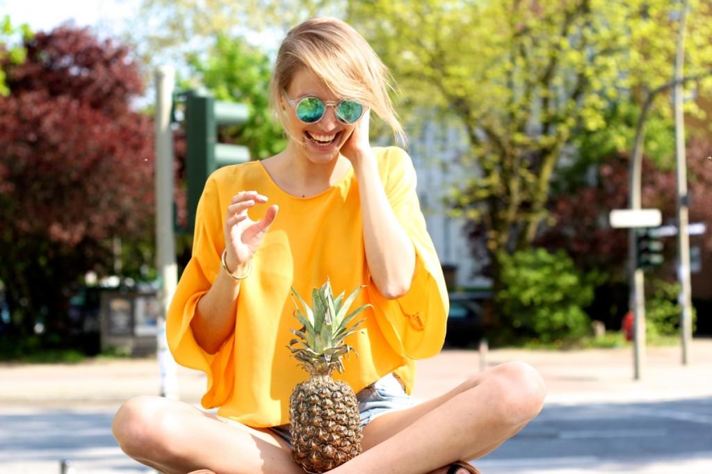 Trend: Pineapple