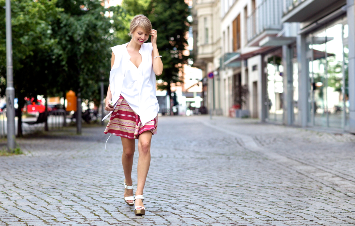 Mini, mezzo, midi, maxi – Whatever, I like skirts!