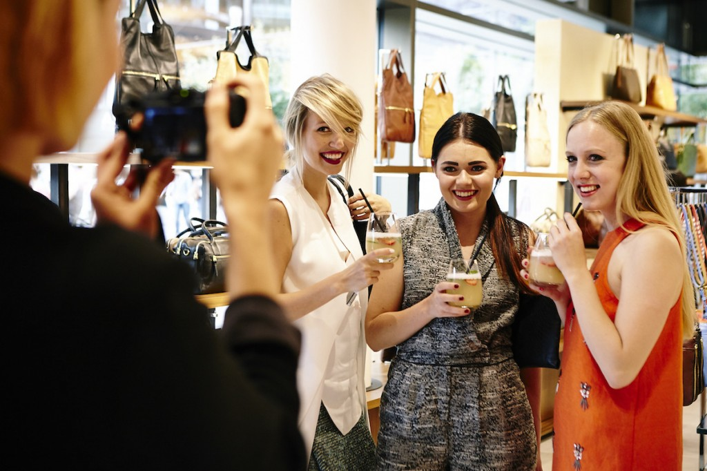 Fossil Flagship Store Opening in Frankfurt