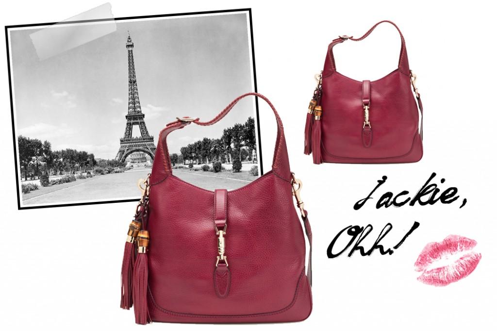 I am Jackie – #jackiebag