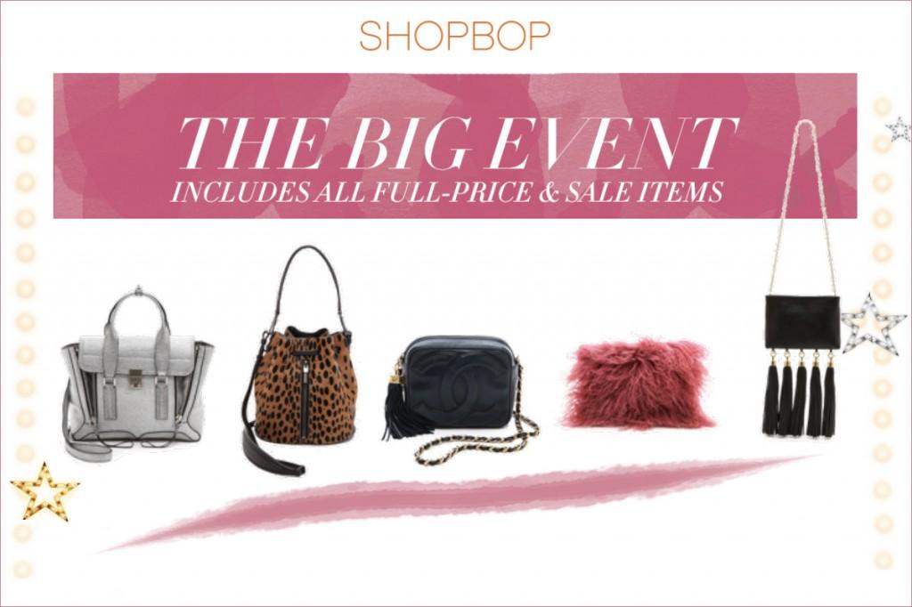 Shopbop Sale – #TheBigEvent