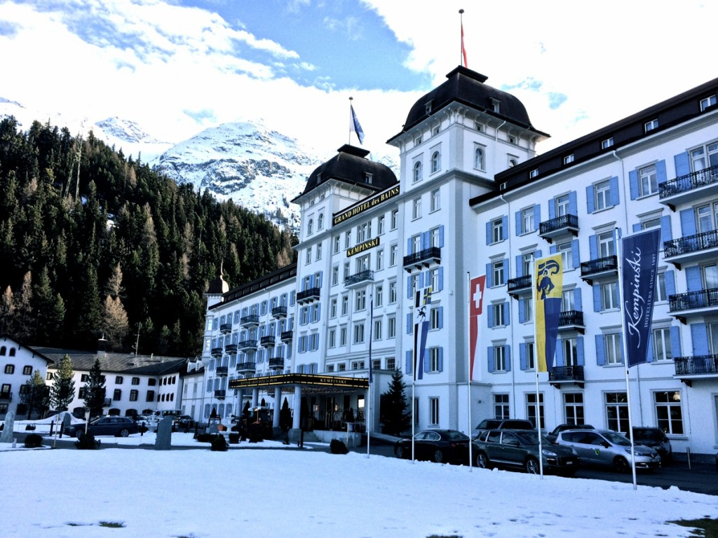 St. Moritz – Welcome to Winter Wonderland