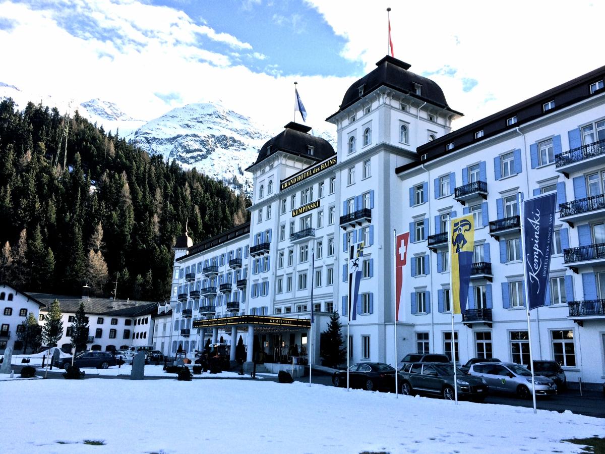 St. Moritz – Welcome to Winter Wonderland