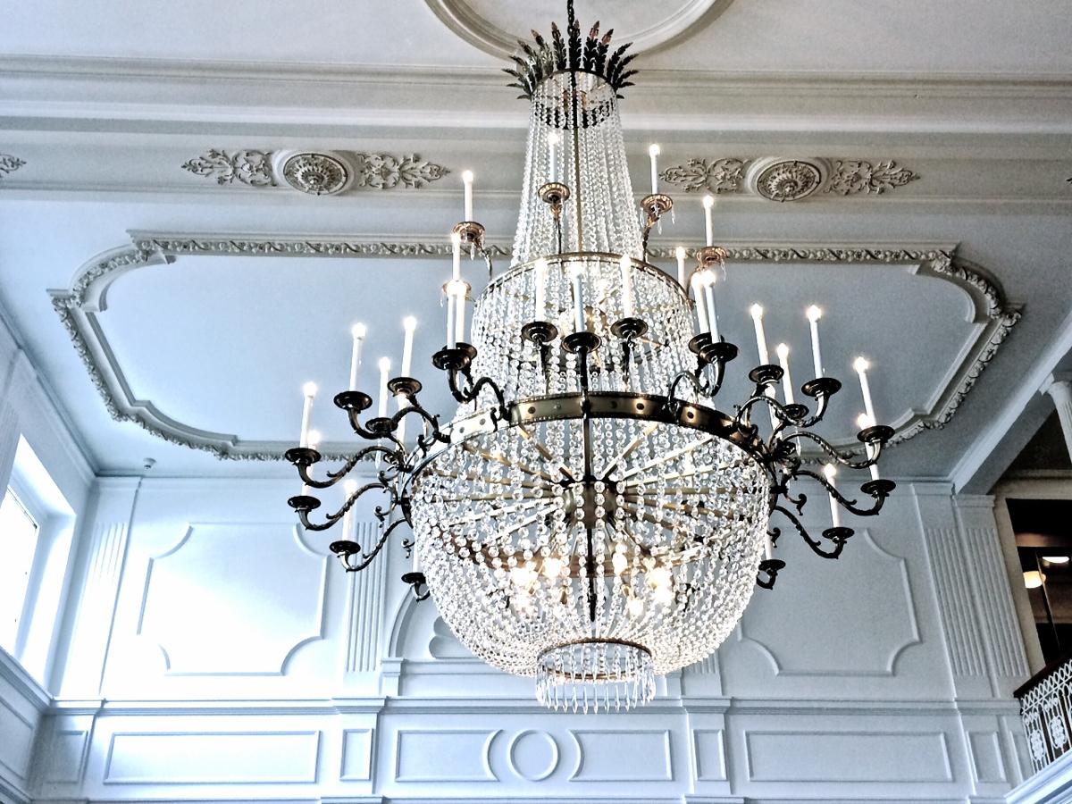 Kempinski Grand Hotel des Baines – St. Moritz