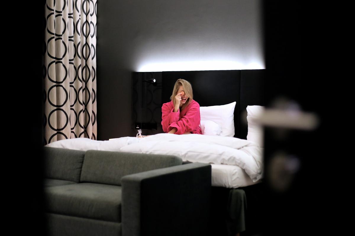 OC x andel's hotel berlin