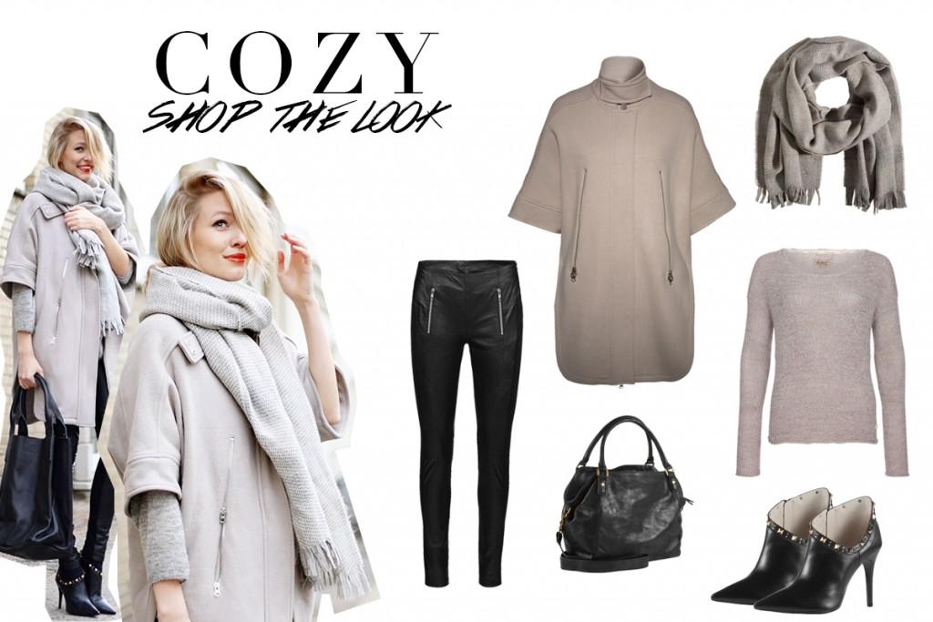 COZY – Shop the look