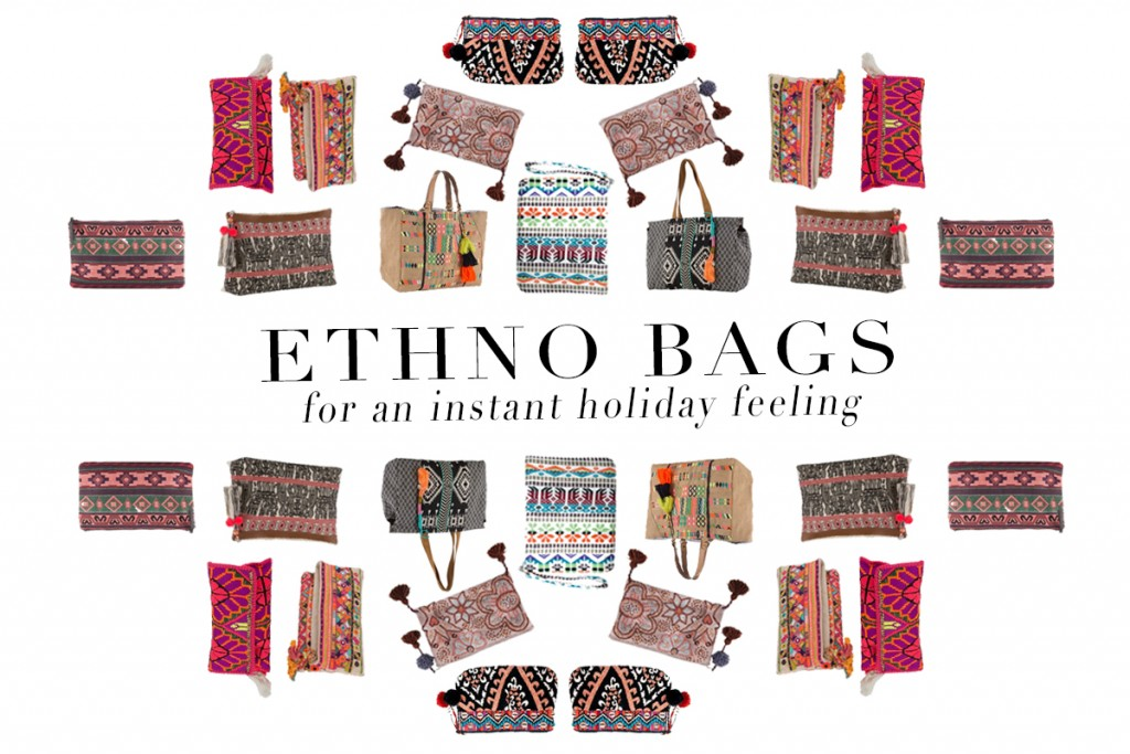 Ethno bags