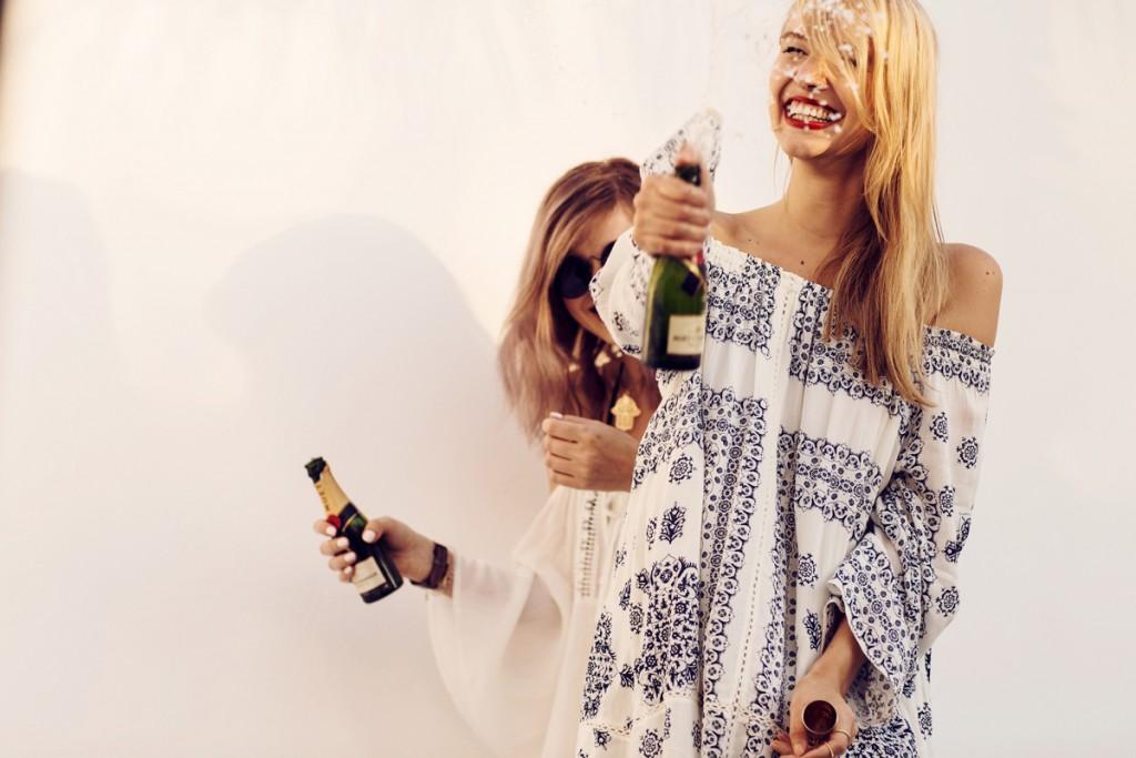 Moet Sundowner | Ibiza