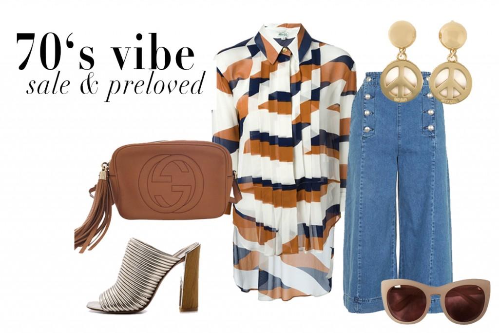 70's vibe | Sale & preloved