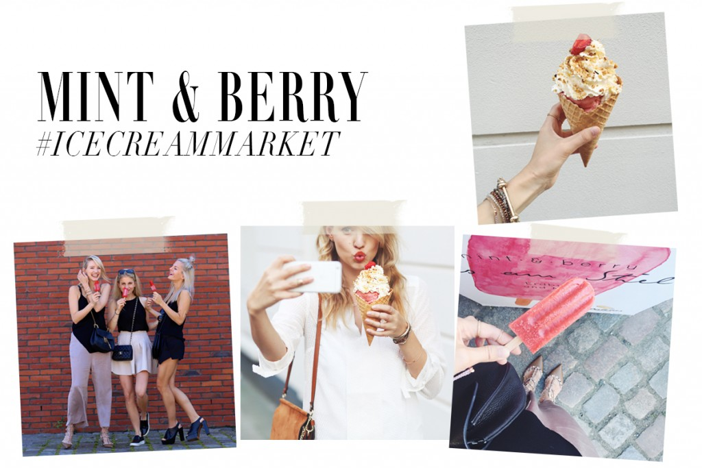 Mint & Berry #icecreammarket