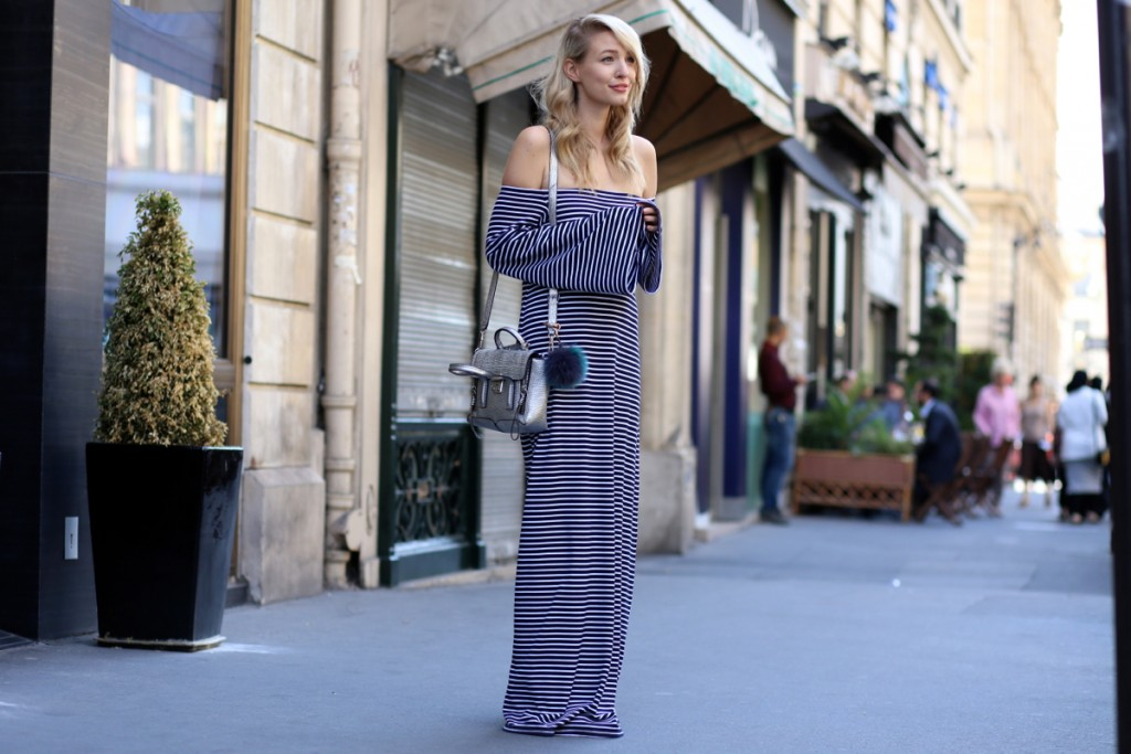 Stripes & Streets of Paris