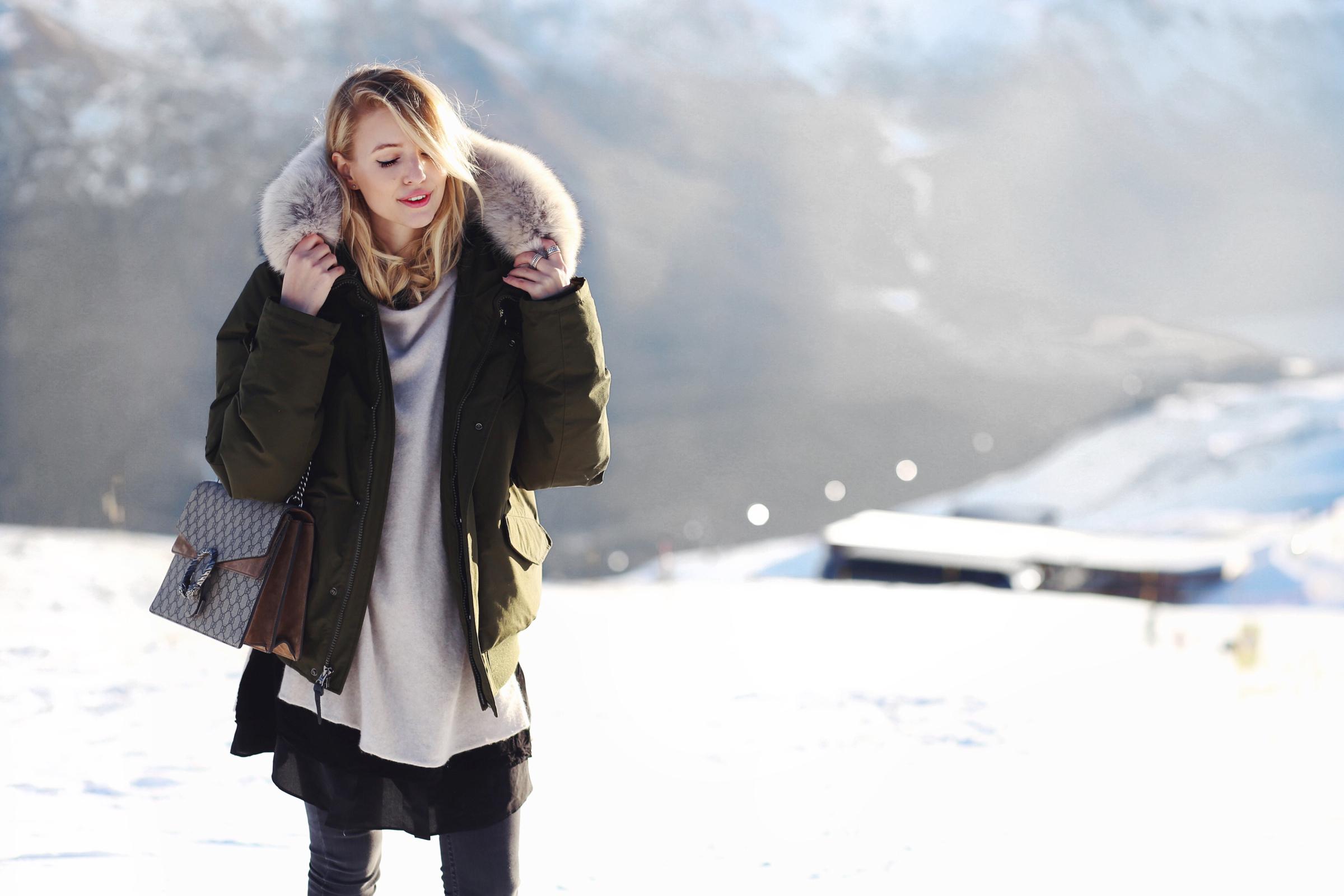 In the mountains, Corviglia | St. Moritz