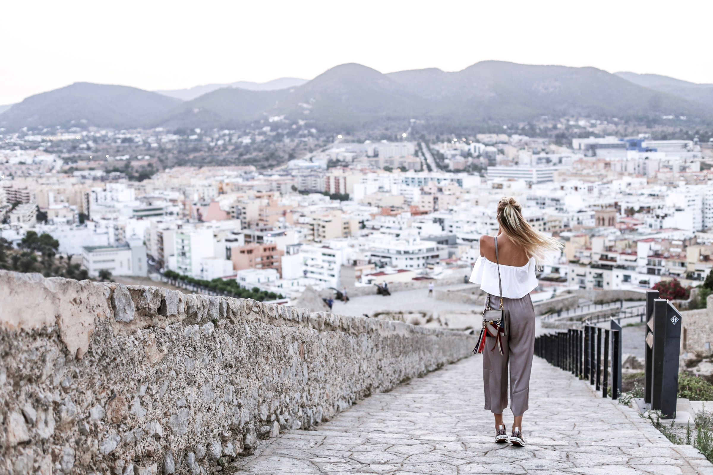 Missoni Chucks & Fringy Chloé bag | Ibiza