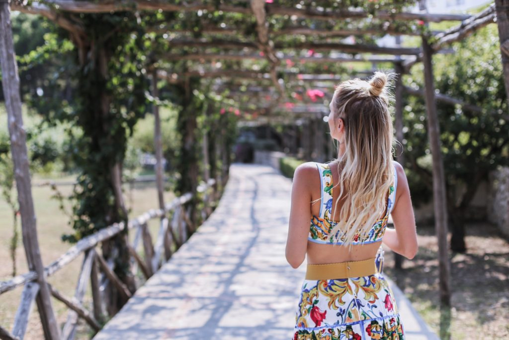 Dolce & Gabbana | Capri, Italy