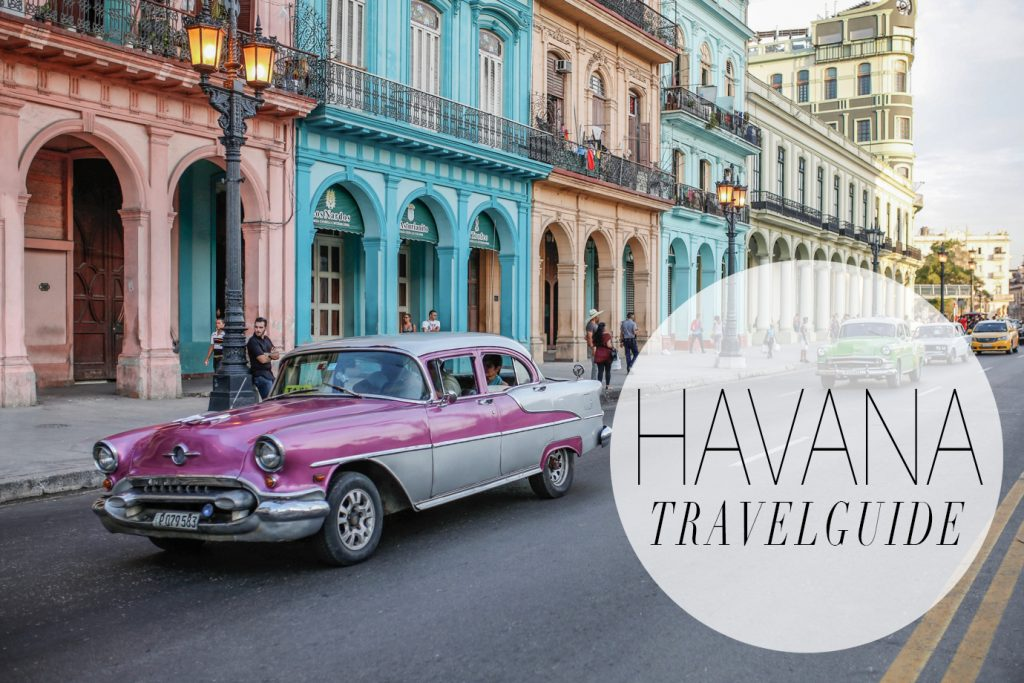 Havana Travelguide by ohhcouture