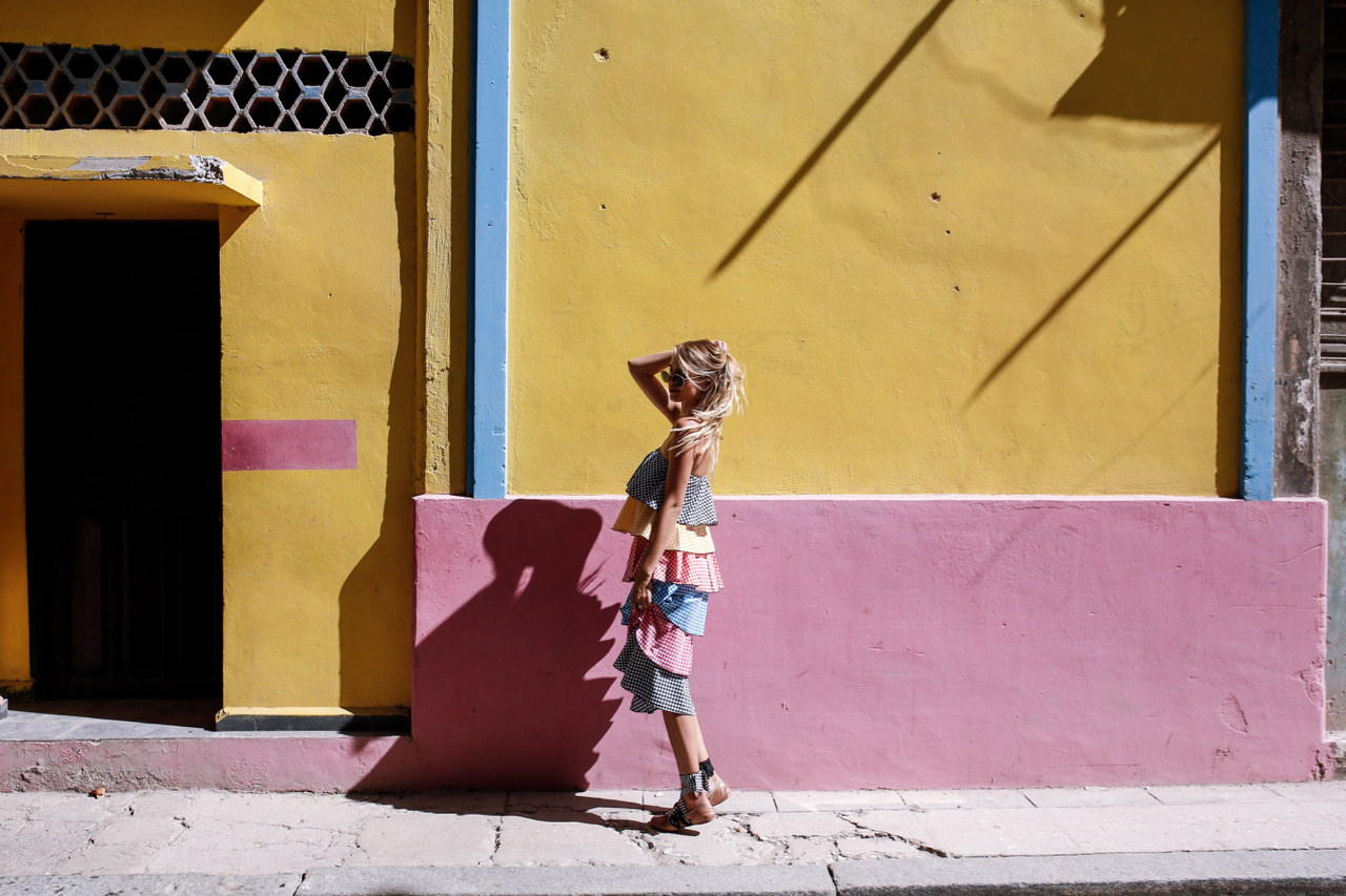 Colors & Layers | Havana, Cuba