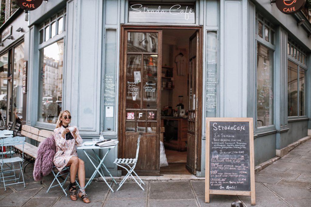 Strada Café | Paris