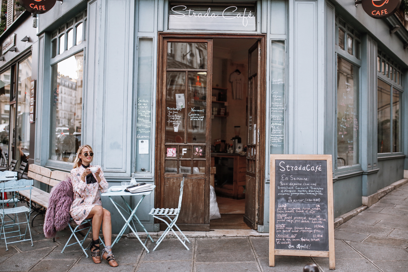 Strada Café   Paris