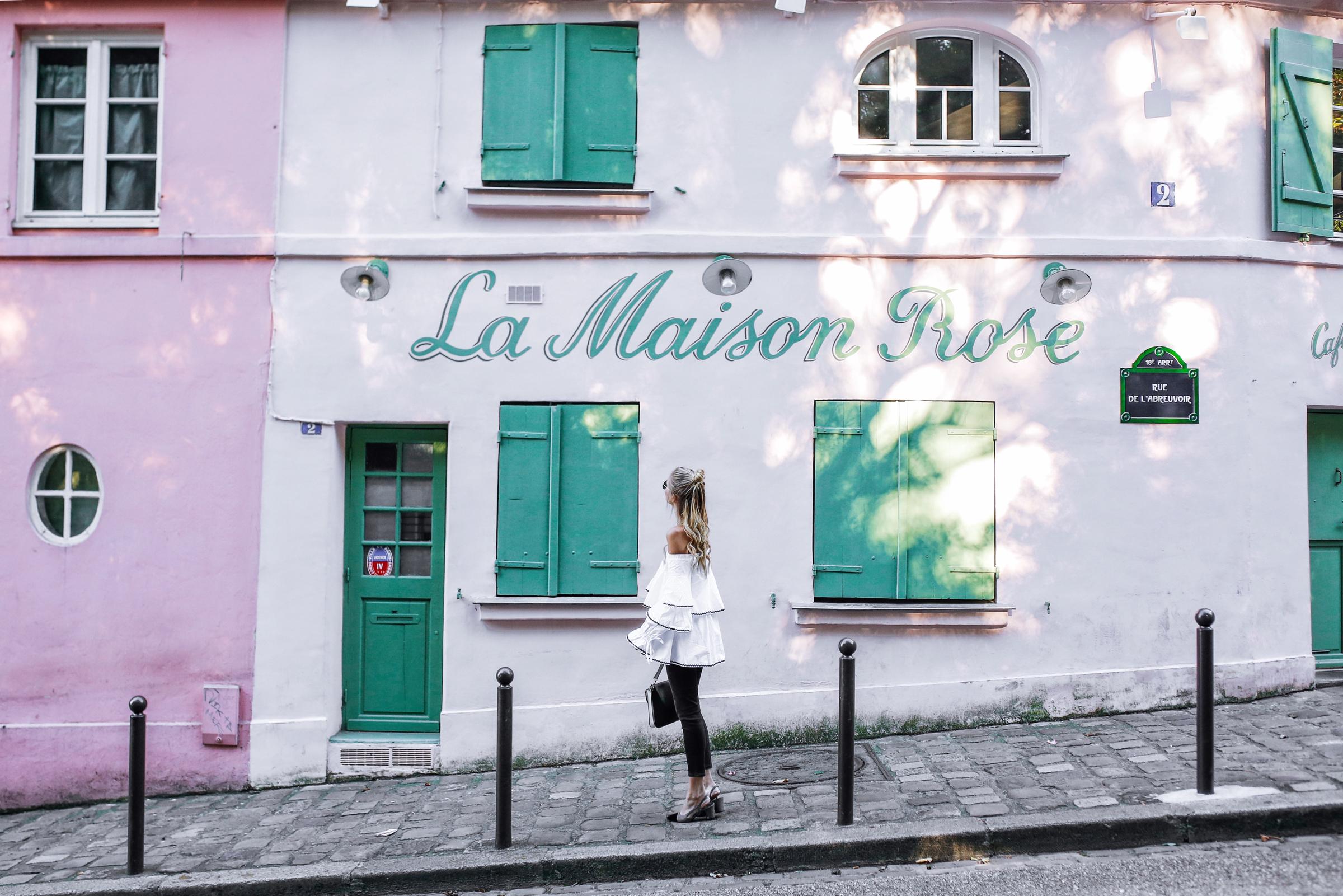 La Maison Rose   Paris