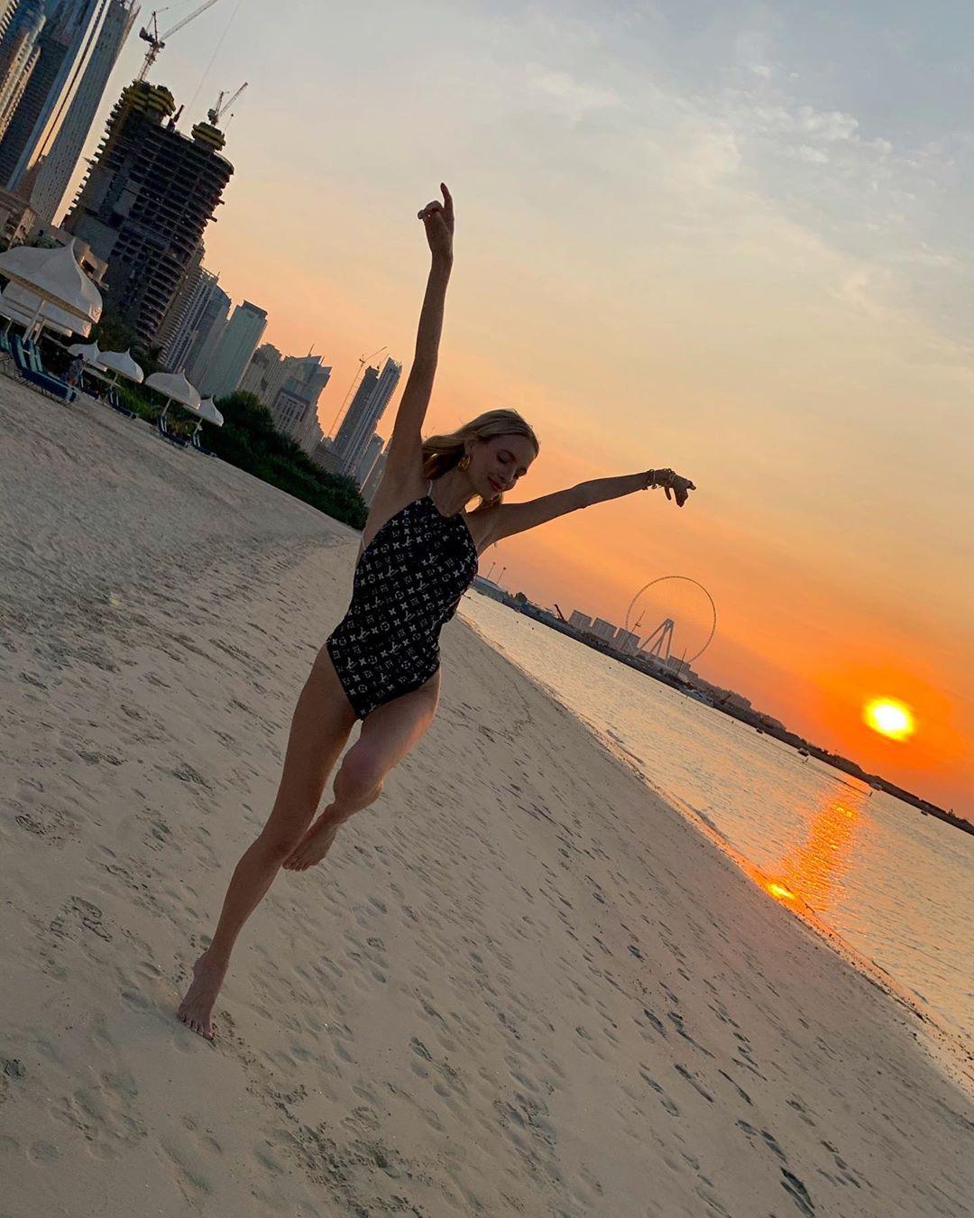Jumeirah Beach Sunset