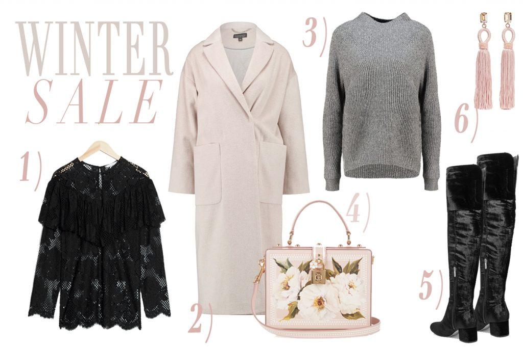 Shopping inspo: Winter Sale 16/17