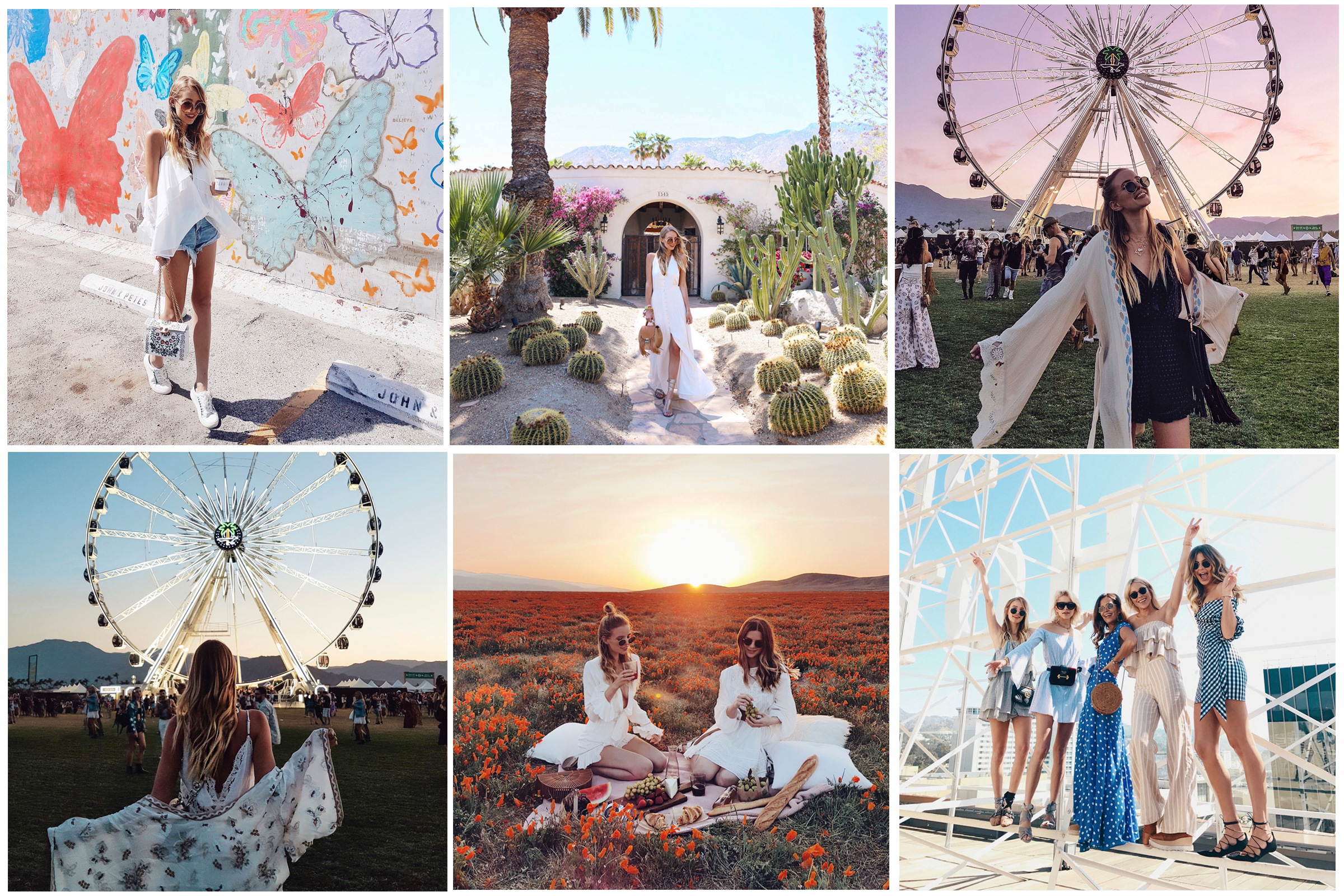 #RevolveFestival | LA & Palm Springs