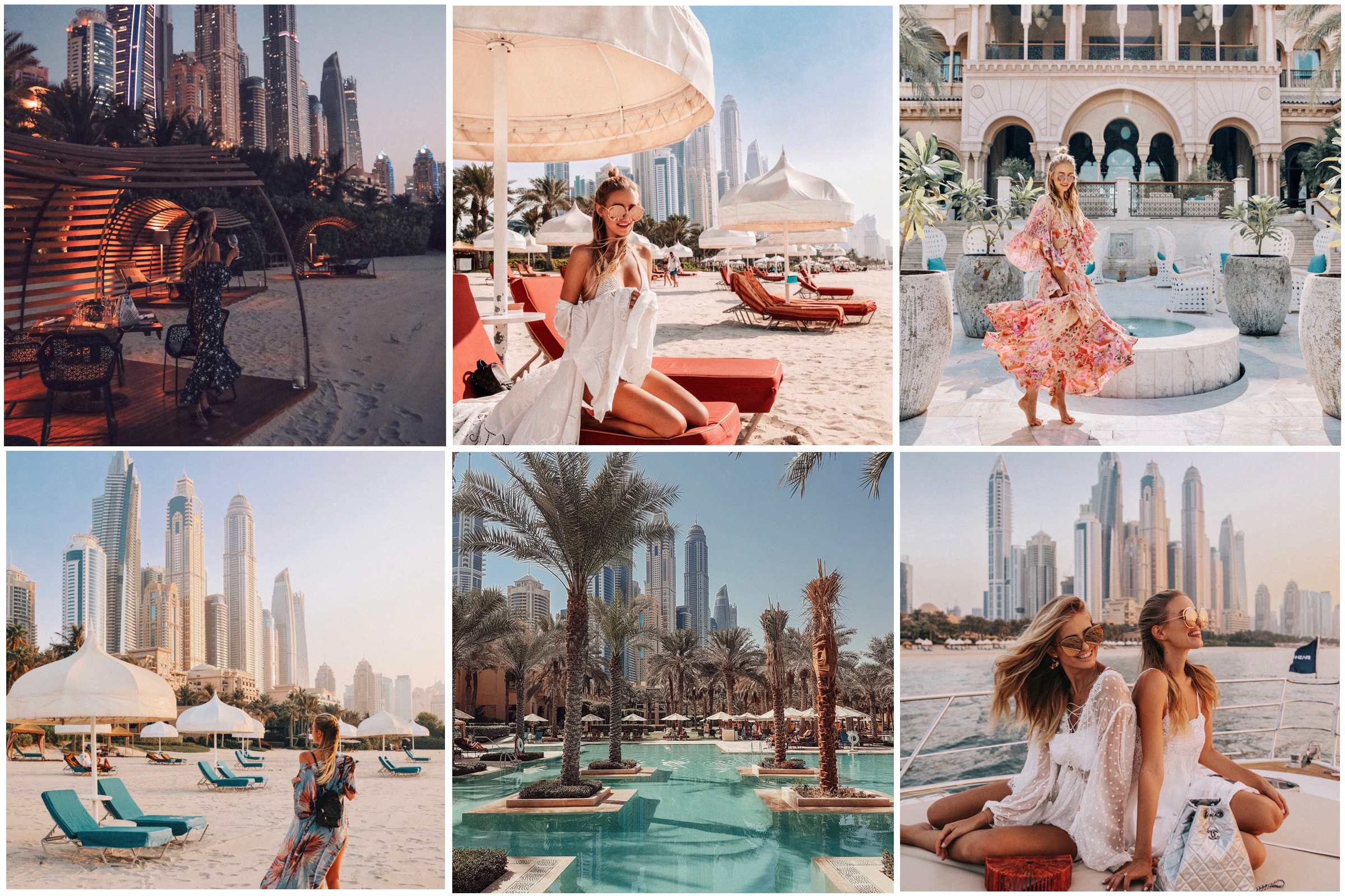 Linda Farrow x One & Only | Dubai & Maldives