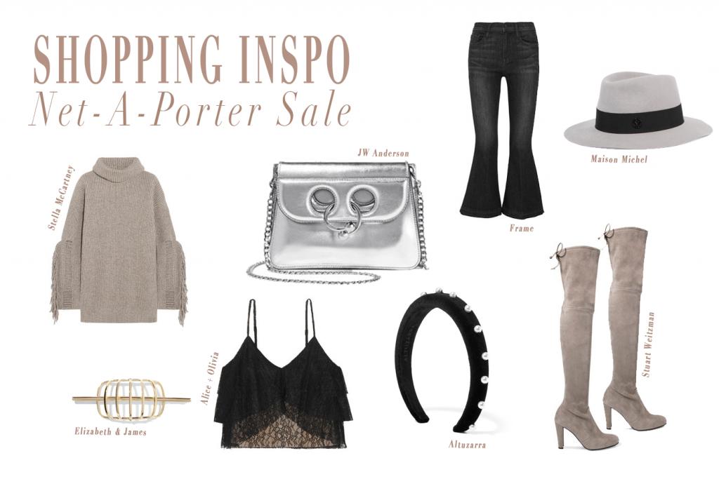 Shopping inspo: Net-A-Porter sale