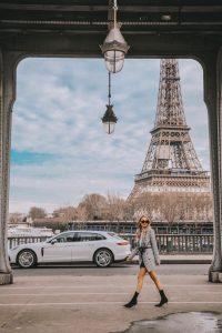 Leonie Hanne Paris Drive