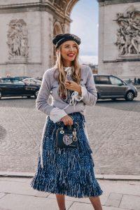 Arc de Triomphe with Dior