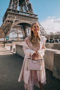 Preen by Thornton Bregazzi at the Eiffel Tower