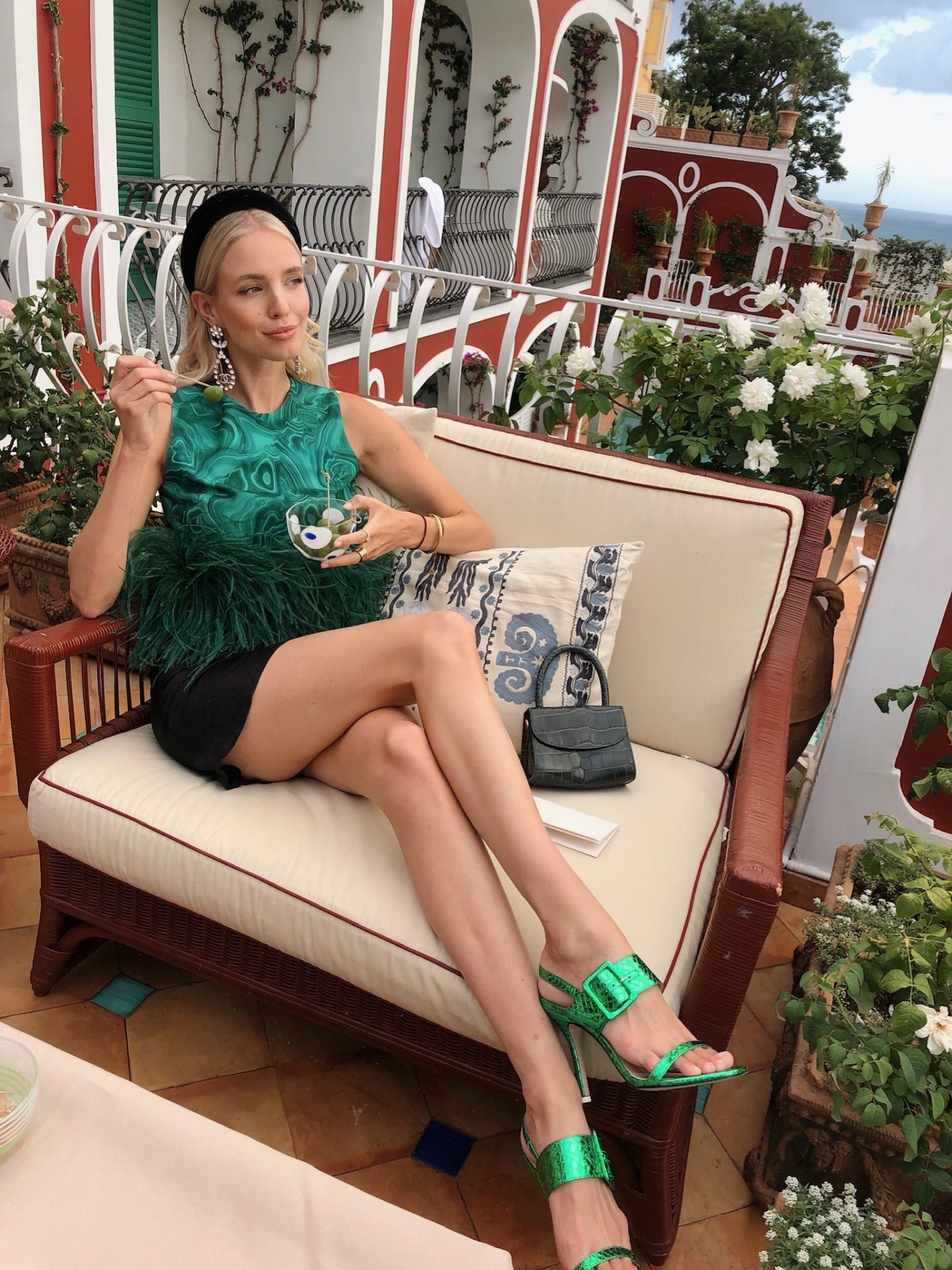 Champagne & Oyster Bar Leonie Hanne