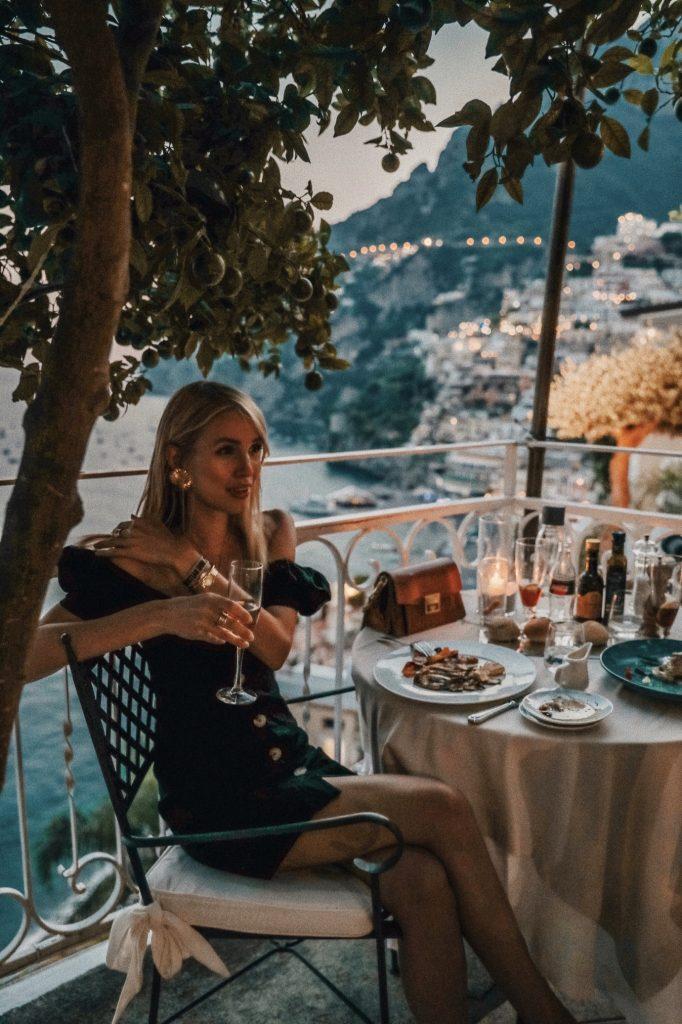 Date Night at Restaurant Cele
