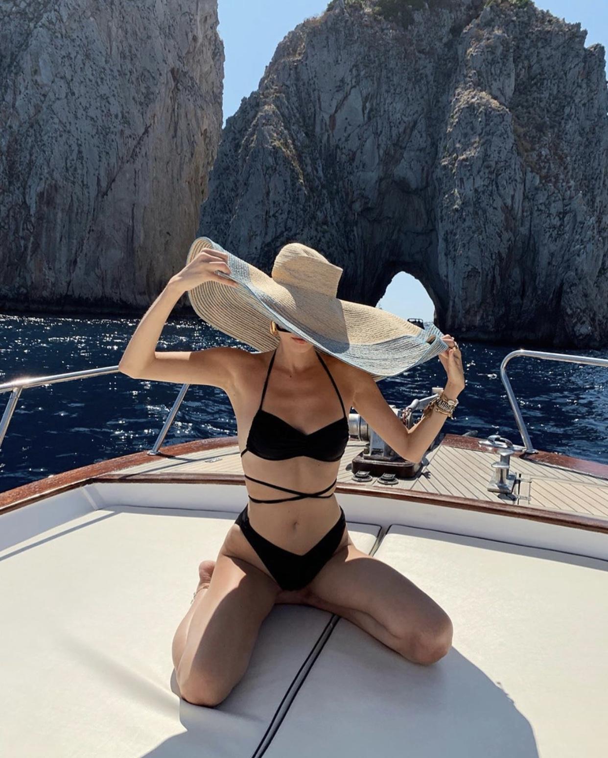 Faraglioni Boat Trip