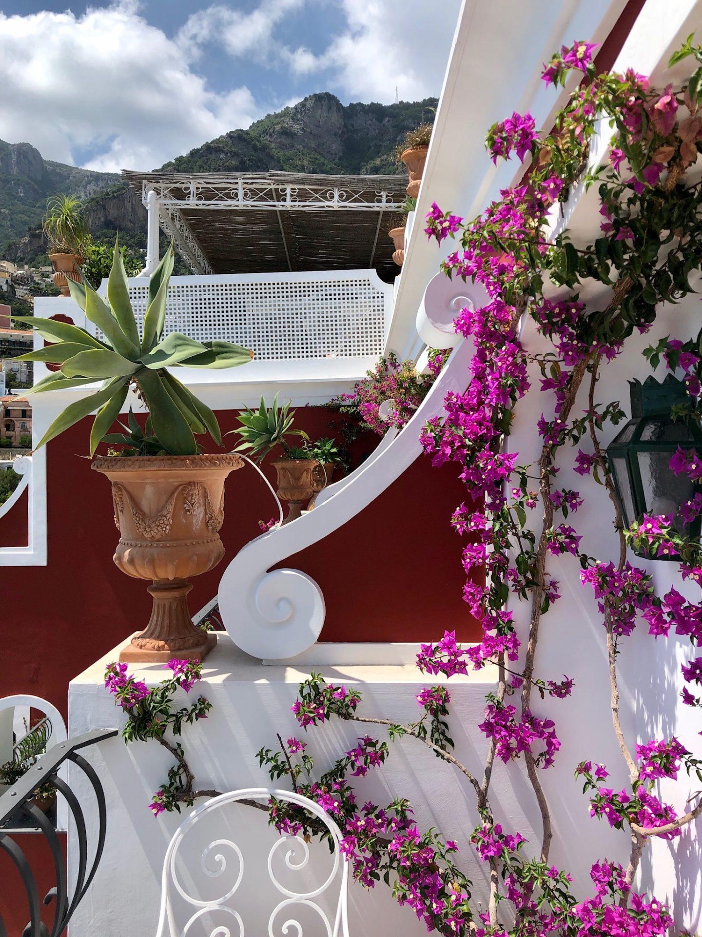 Le Sirenuse Flowers