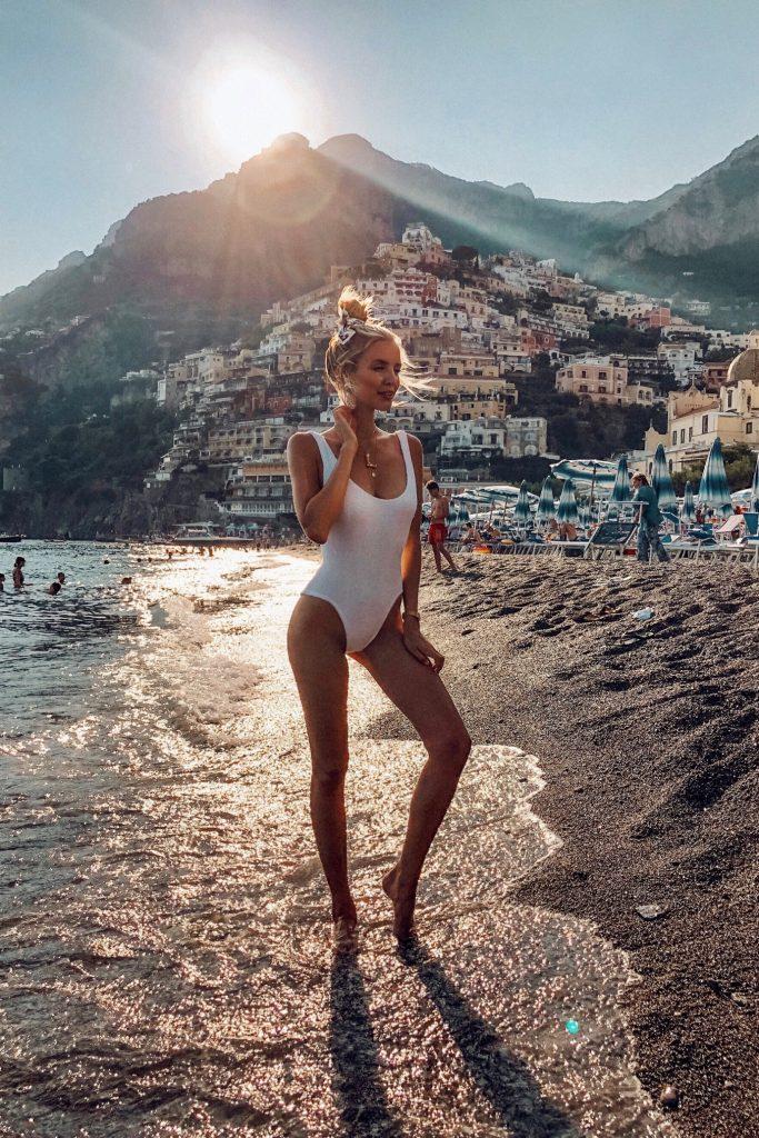 Positano Travelguide - Spiaggia Grande