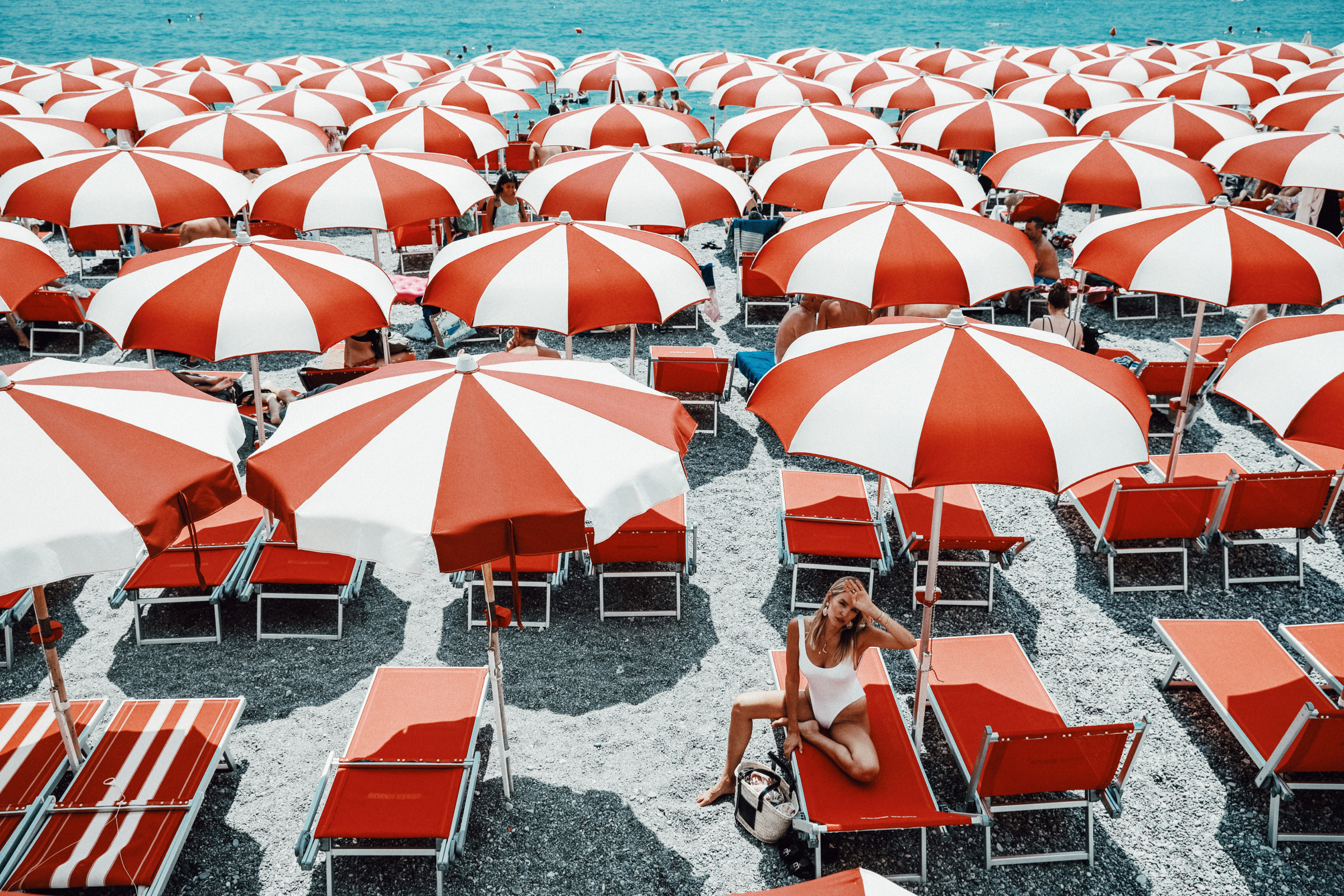 Under my Umbrella   Amalfi