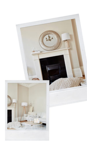 Westwing fireplace collage