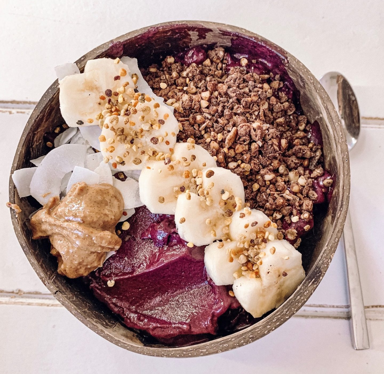 Acai bowl image