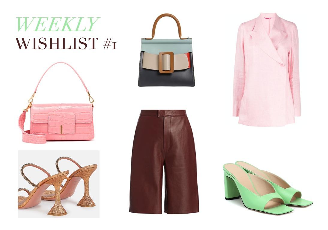 Leonie Hanne Weekly Wishlist collage