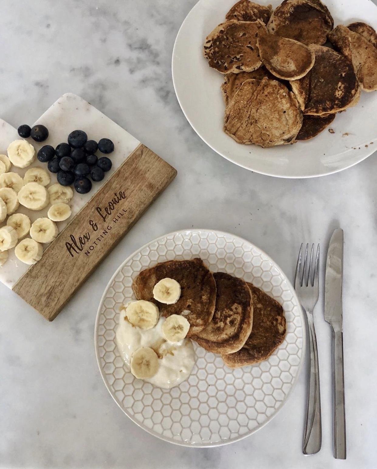 Sunday pancakes Leonie Hanne