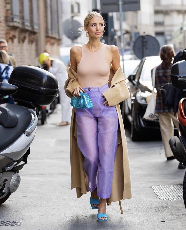 Turquoise Bottega Veneta Sandals