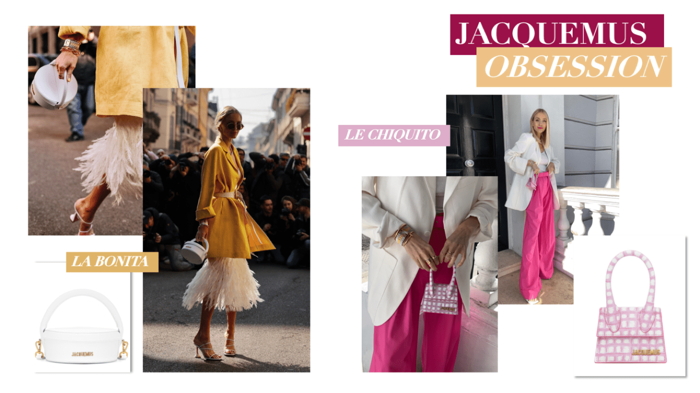 Jacquemus Obsession Collage