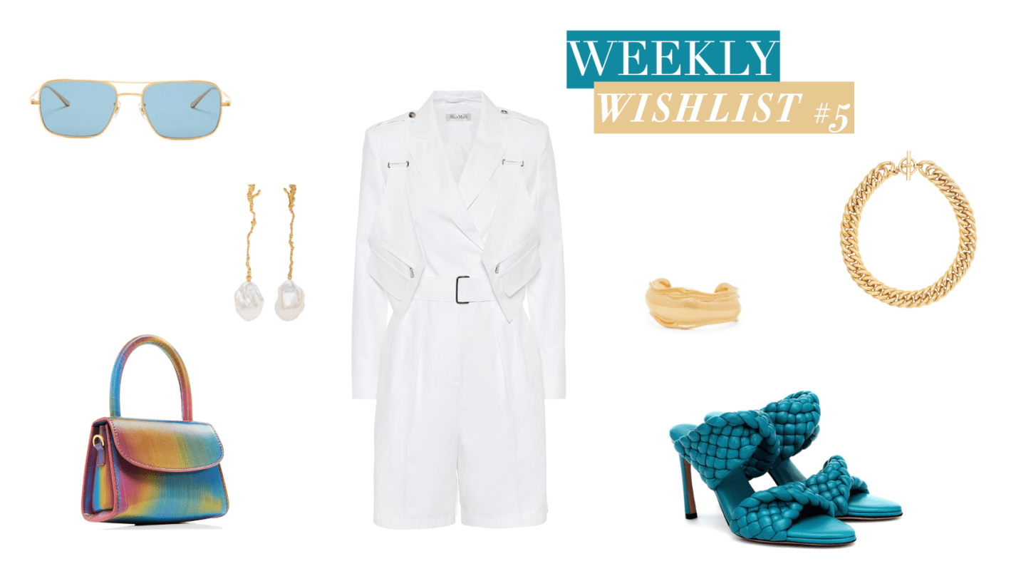 Leonie Hanne Weekly Wishlist 5 collage