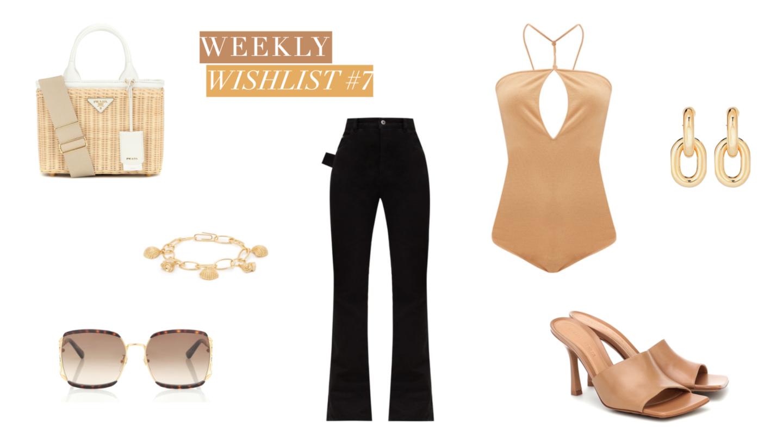 Leonie Hanne Weekly Wishlist 7 collage