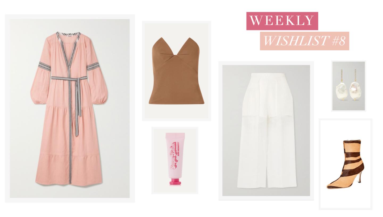 Weekly Wishlist #8