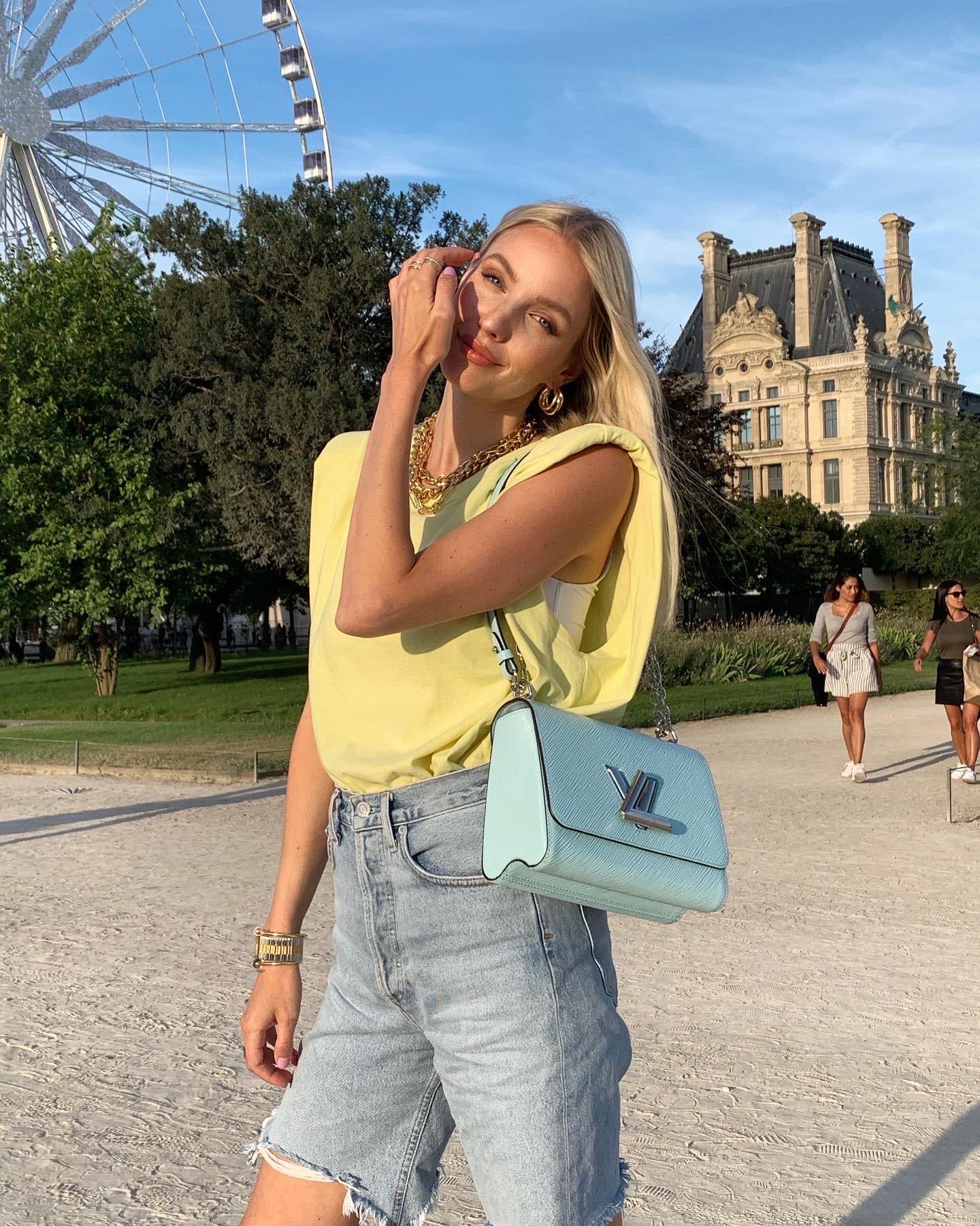 Jardin Tuileries Leonie Hanne